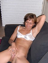 Dirty mature slut fantasizes about cock and the look on their face is priceless.